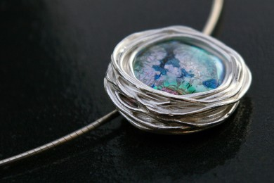 Inge Verbruggen – ACS and dichroic glass