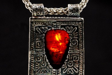 K'ajk – Mayan fire